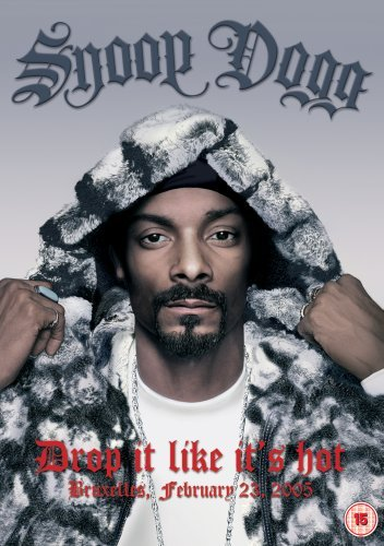 Snoop Dogg Drop It Like It's Hot Nr