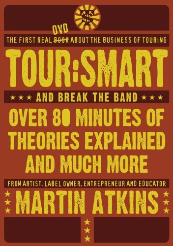 Tour Smart Pt. 1 Atkins Martin Nr
