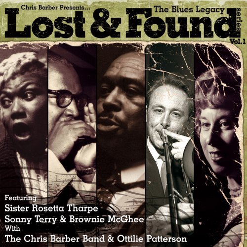 Blues Legacy Lost & Found Ser Vol. 1 Blues Legacy Lost & Fo Tharpe Terry Mcghee Blues Legacy Lost & Found Ser