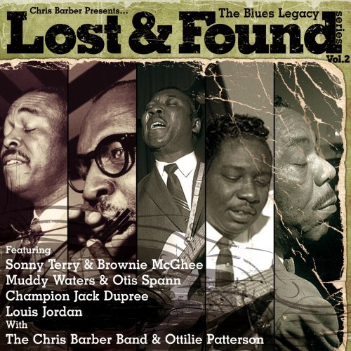 Blues Legacy Lost & Found Ser Vol. 2 Blues Legacy Lost & Fo Terry Mcghee Waters Blues Legacy Lost & Found Ser