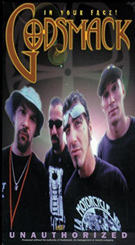 Godsmack In Your Face Unauthorized In Your Face Unauthorized