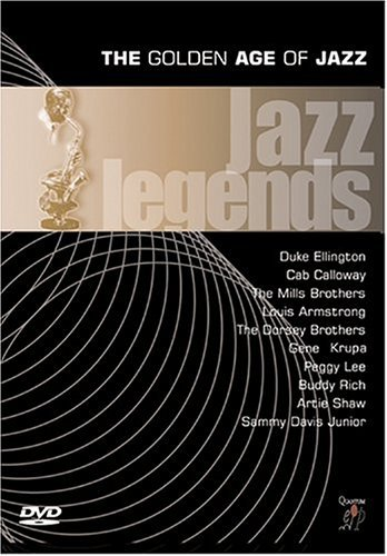 Golden Age Of Jazz Golden Age Of Jazz Pt. 1 Calloway Ellington Prima Armstrong Krupa