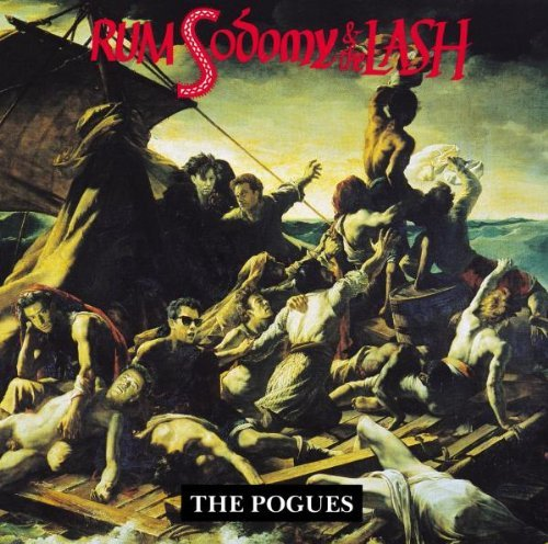 Pogues Rum Sodomy & The Lash Import Gbr