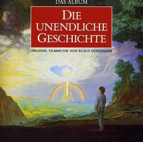 Die Unendliche Geschichte (nev Soundtrack Import Deu German Version Music By Klaus Doldinger