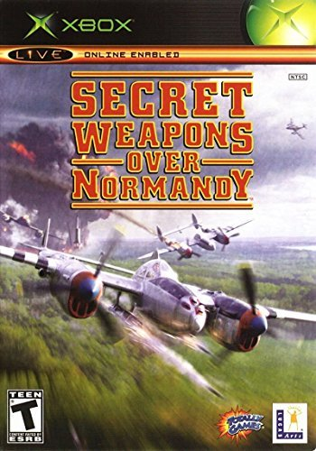 Xbox Secret Weapons Over Normandy