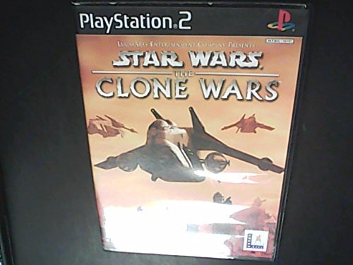 Ps2 Star Wars The Clone Wars