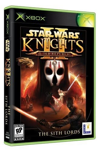 Xbox Star Wars Knights Of The Old Republic 2 Sith Lords Sith Lords