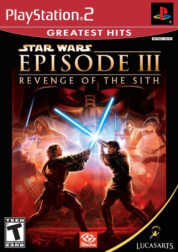 Ps2 Star Wars Revenge Of Sith