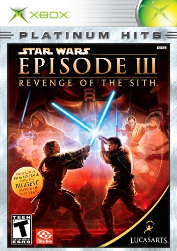 Xbox Star Wars Revenge Of Sith