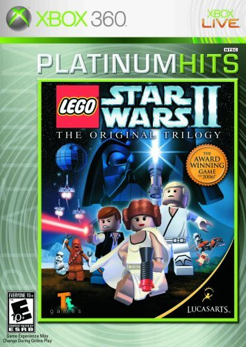 X360 Lego Star Wars 2 The Original