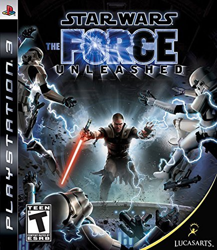 Ps3 Star Wars The Force Unleashed Lucas Arts T