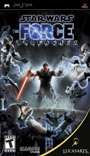 Psp Star Wars The Force Unleashed