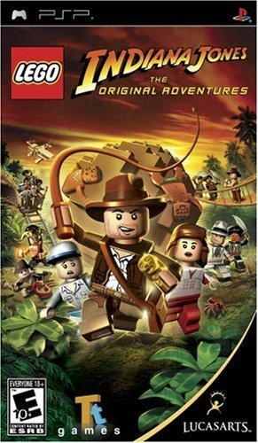 Psp Lego Indiana Jones