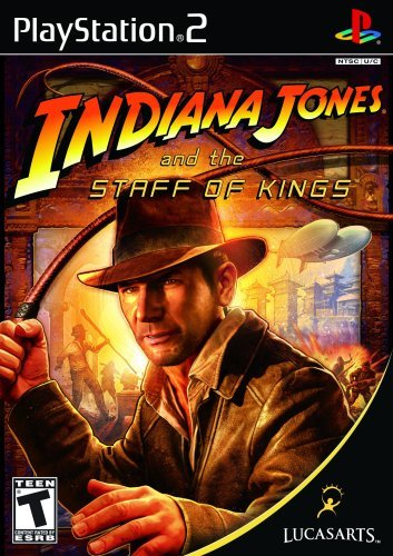 Ps2 Indiana Jones And The Staff Of