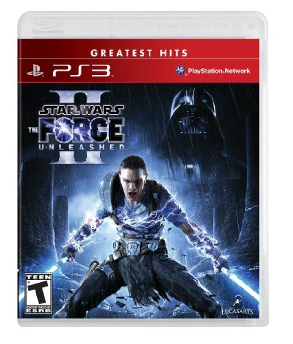 Ps3 Star Wars The Force Unleashed Ii
