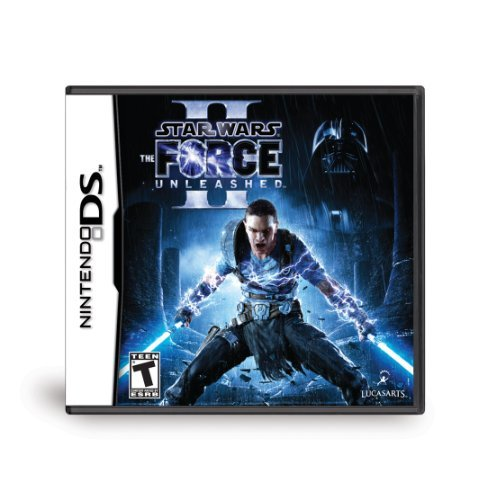 Nintendo Ds Star Wars The Force Unleashed Ii