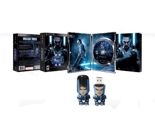 Ps3 Star Wars The Force Unleashed 2 Collector's Ed.