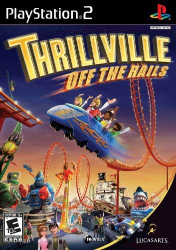 Ps2 Thrillville Off The Rails