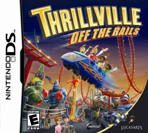 Nintendo Ds Thrillville Off The Rails