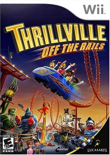 Wii Thrillville Off The Rails E10