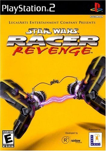 Ps2 Star Wars Racer Revenge Race