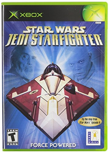 Xbox Star Wars Jedi Starfighter
