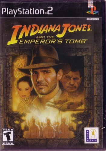 Ps2 Indiana Jones & The Emperor's