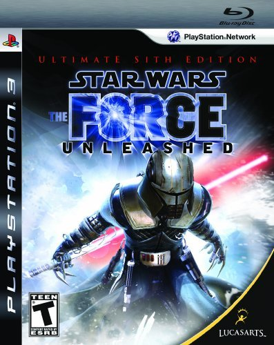 Ps3 Star Wars Force Unleashed Ultimate Sith Edition