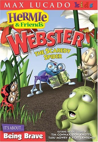 Webster The Scardey Spider Webster The Scardey Spider Clr Nr