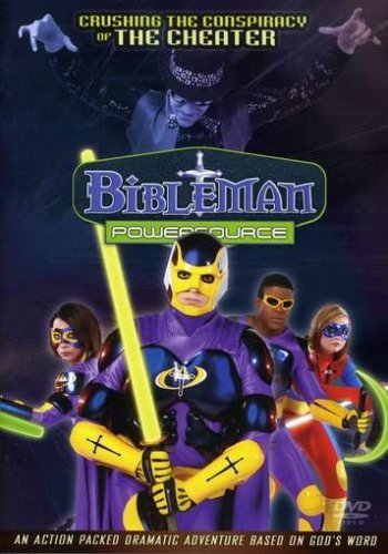 Bibleman Powersource Crushing The Conspiracies Of T Nr