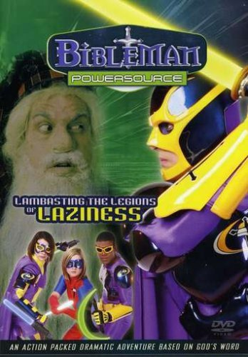Bibleman Powersource Lambasting The Legions Of Lazi Nr