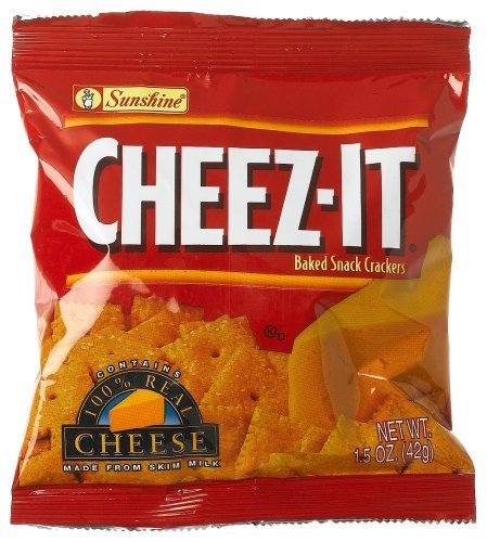 Snack Cheez It Original Bag