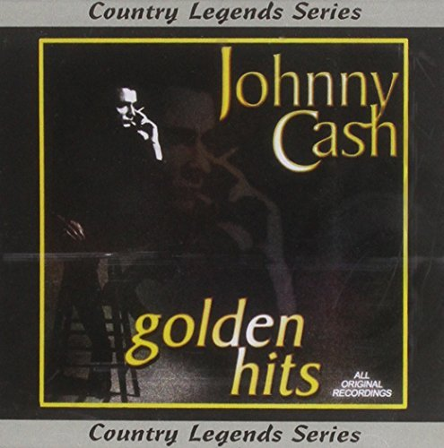 Johnny Cash Golden Hits