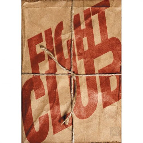 Fight Club Pitt Norton Clr Ws R 2 DVD Coll Ed.