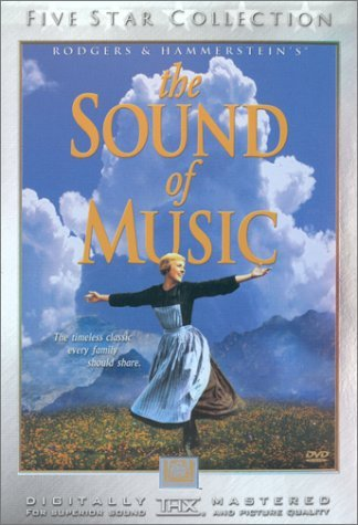 Sound Of Music Andrews Plummer Clr Cc Thx 5.1 Aws Spa Sub Prbk 09 18 01 G 2 DVD Spec. Ed