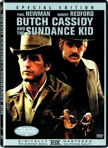 Butch Cassidy & The Sundance Kid Newman Redford DVD Pg