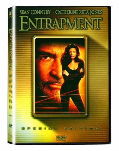 Entrapment Connery Zeta Jones