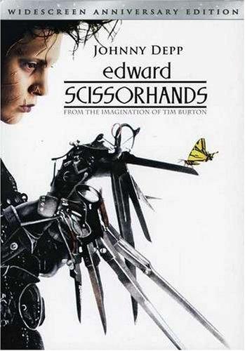 Edward Scissorhands Edward Scissorhands Pg13