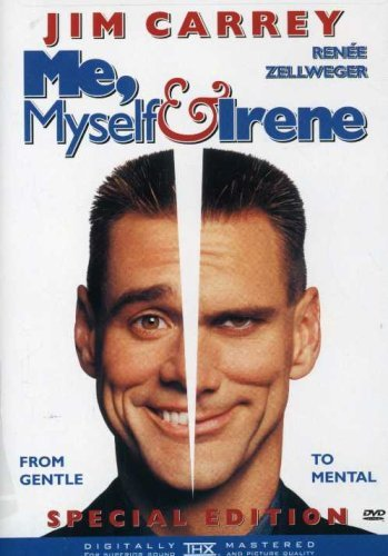 Me Myself & Irene Carrey Zellweger Forster Clr Cc 5.1 Aws Spa Sub R Spec. Ed.