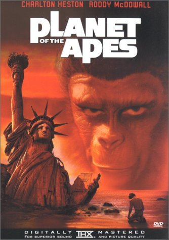 Planet Of The Apes Heston Mcdowall Hunter Evans Clr Cc 5.1 Thx Ws Fra Dub Pg