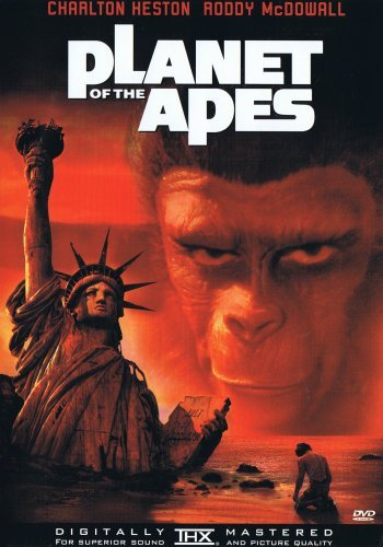 Planet Of The Apes Heston Mcdowall