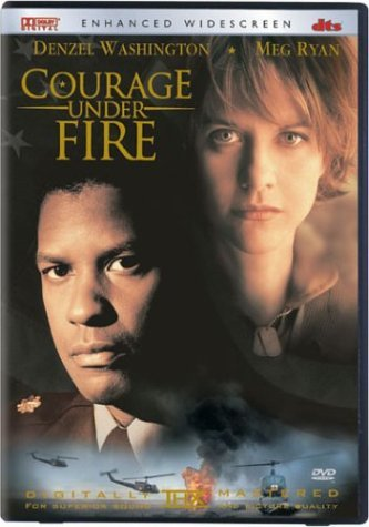 Courage Under Fire Washington Ryan Clr Cc 5.1 Dts Aws R