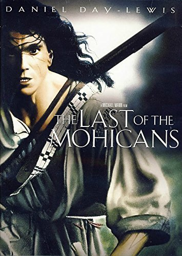 Last Of The Mohicans Day Lewis Stowe Clr Cc 5.1 Dts Aws Spa Sub R