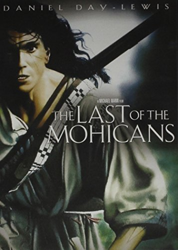Last Of The Mohicans (1992) Day Lewis Stowe R