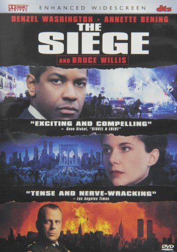 Siege Washington Bening Willis Ws R