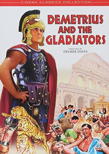 Demetrius & The Gladiators Mature Hayward Rennie Clr Cc St Aws Spa Sub Nr