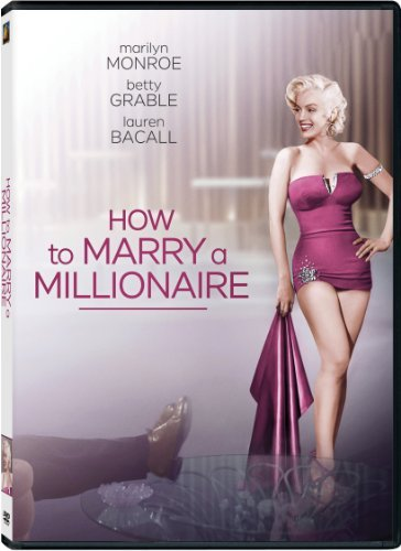 How To Marry A Millionaire Monroe Bacall Grable