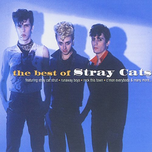 Stray Cats Best Of Stray Cats Import
