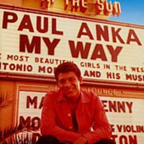 Paul Anka My Way Very Best Of Import Aus