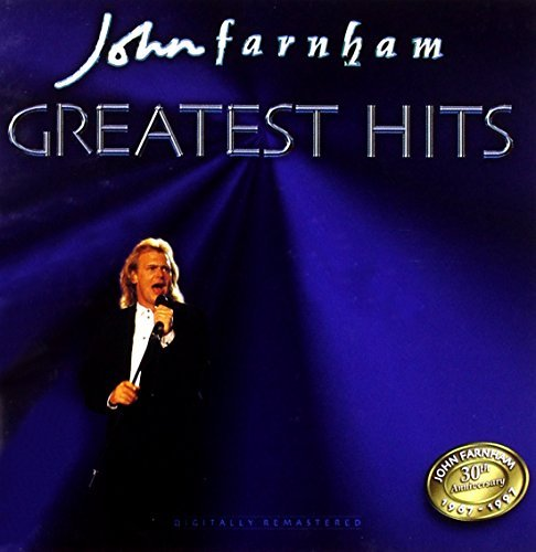 John Farnham Anthology 1 Greatest Hits Import Gbr